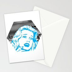 Plastic Series 1 Stationery Cards