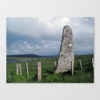 The Boardhouse Stone Canvas Print