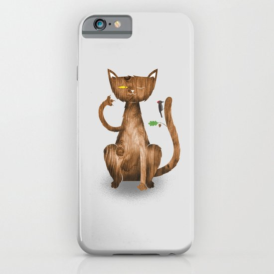Wild Cat iPhone & iPod Case