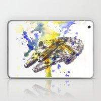 Star Wars Millenium Falc… Laptop & iPad Skin