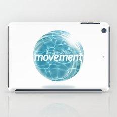 Create Movement iPad Case