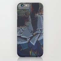 iPhone & iPod Case featuring Lychee Mosaic Mosaic by Lee J Olson