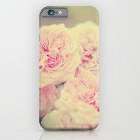 Vintage Rose Bush iPhone 6 Slim Case