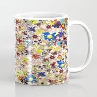 Flower Filed Mug