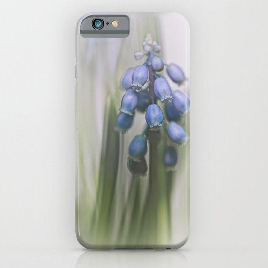 Grape Hyacinth VII iPhone & iPod Case