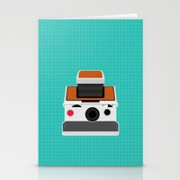 Polaroid SX-70 Land Came… Stationery Cards
