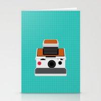 Polaroid SX-70 Land Camera Stationery Cards