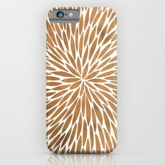 Rose Gold Burst iPhone 6 Slim Case