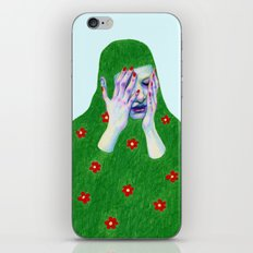 Sad Spring iPhone & iPod Skin