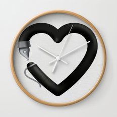 Love to write Wall Clock