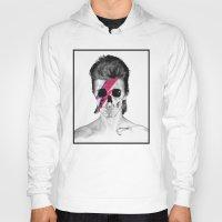 Skull Bowie Hoody