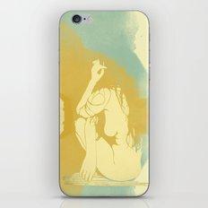1Girl.1.2 iPhone & iPod Skin
