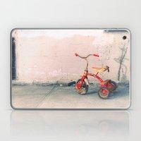 Childs Vintage Tricycle Laptop & iPad Skin