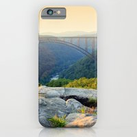 iPhone & iPod Case featuring Sunset at Longpoint by Smileyface Photos