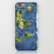 The World Map iPhone 6 Slim Case