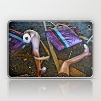 Fashion Victim  Laptop & iPad Skin