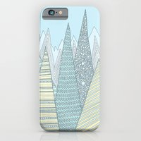 Summer Mountains iPhone 6 Slim Case