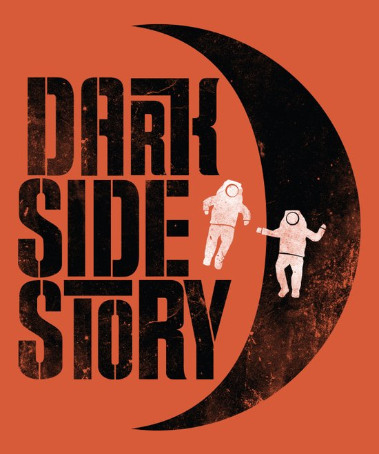 Dark Side Story Art Print