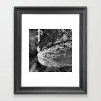 Power Up Framed Art Print