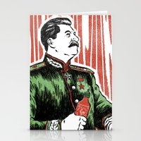 Stalin Sauce Stationery Cards
