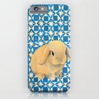Charlie The Rabbit iPhone 6 Slim Case