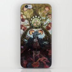 The Fall iPhone & iPod Skin