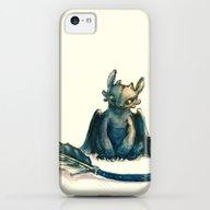 Toothless iPhone 5c Slim Case