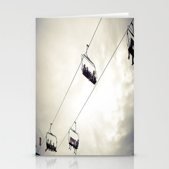 Hanging Stationery Card