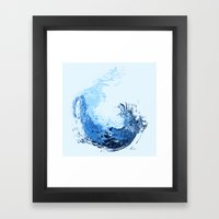 - La Nouvelle Vague - Framed Art Print