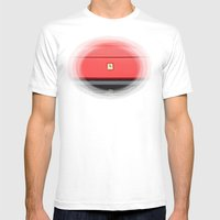 Ferrari 1 Mens Fitted Tee White SMALL