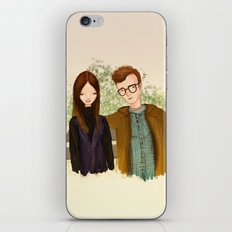 Annie Hall iPhone & iPod Skin