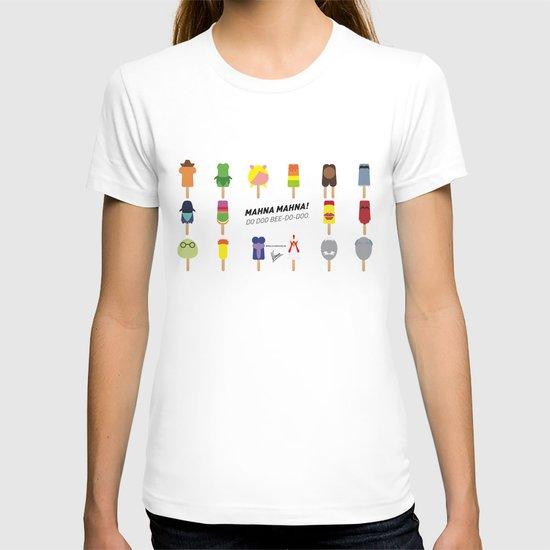 My MINIMAL ICE POPS univers III T-shirt
