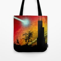 Inhale Tote Bag
