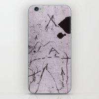 VUOTO PER PIENO 25 iPhone & iPod Skin