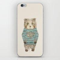 little kitty iPhone & iPod Skin