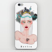 Ber(lin) iPhone & iPod Skin