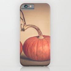 Three Pumpkins  iPhone 6s Slim Case