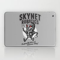 The Friendly Future Laptop & iPad Skin