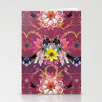 Magpie Love Stationery Cards
