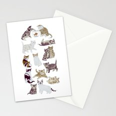 Little Kittens Stationery Cards