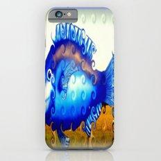 Gone Fishing iPhone 6 Slim Case
