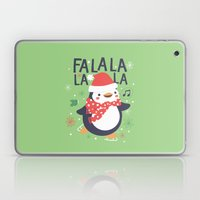 Fa la la penguin Laptop & iPad Skin