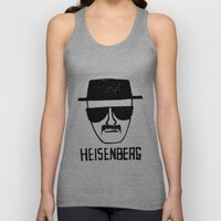 Heisenberg - Breaking Ba… Unisex Tank Top