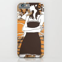 iPhone & iPod Case featuring Call if you need me by giorgio fratini
