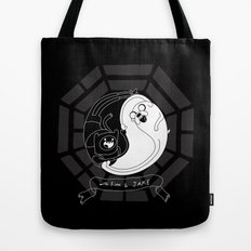 Adventure Tao! Tote Bag