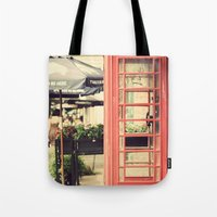 London Calling ... Tote Bag