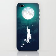 Burn The Midnight Oil  iPhone & iPod Skin
