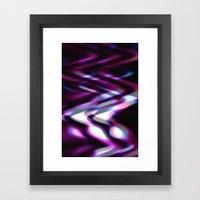 Mind Games Digital Abstr… Framed Art Print