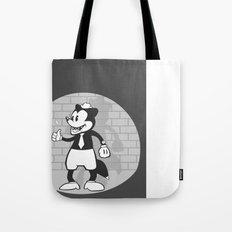 Freddy the Fox Tote Bag
