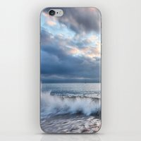 Frozen Wave iPhone & iPod Skin
